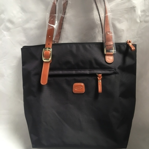 d3cc735191e Bric's Women's Blue X-bag Medium Nylon Tote Bag